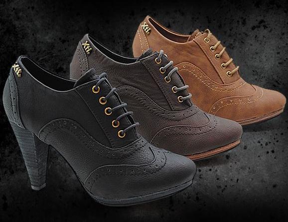 zapatos abotinados 2012