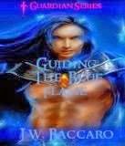 Guiding the Blue Flame (Guardian Series)by J.W. Baccaro.