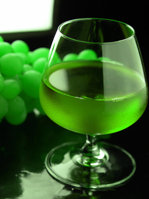Green Grape Juice