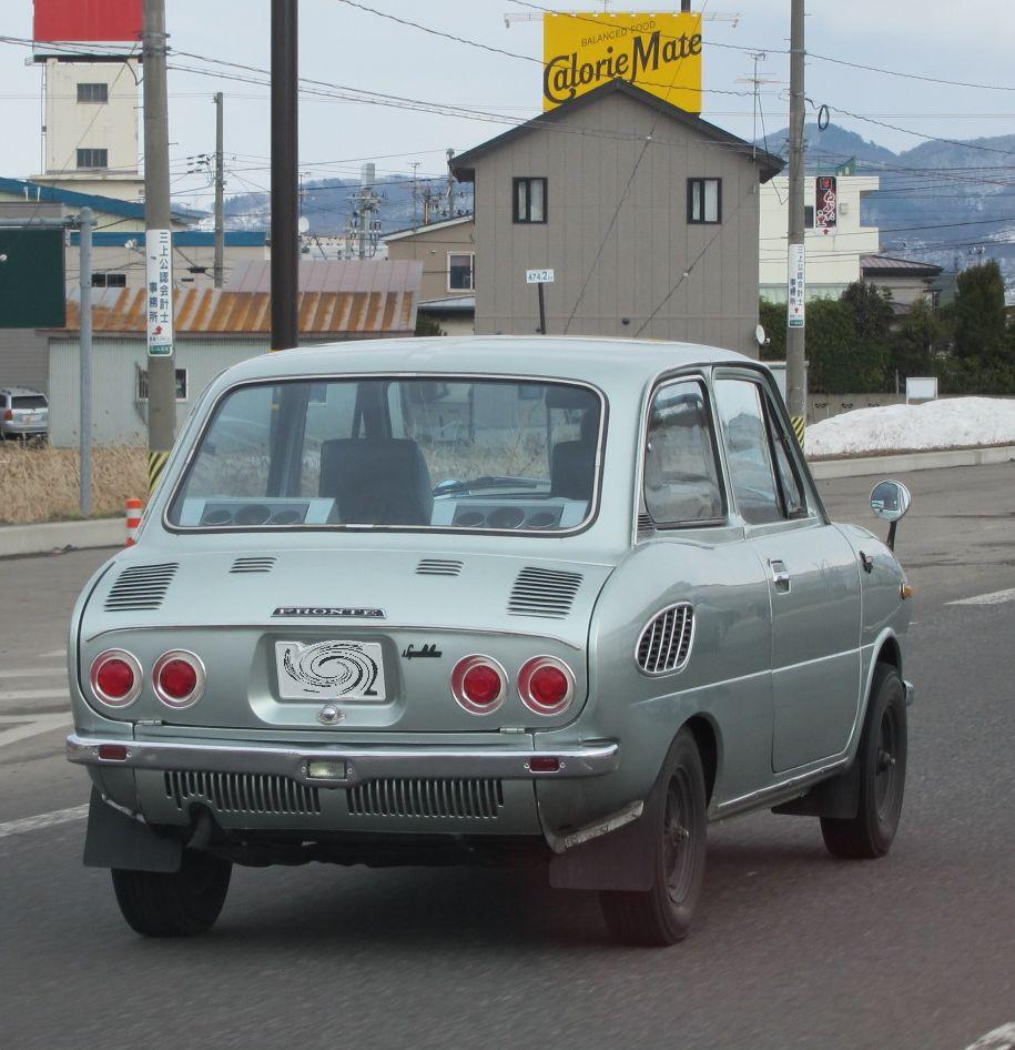 Suzuki Fronte 360, kei car, mały samochód, mały silnik, JDM, japońskie auta, klasyki