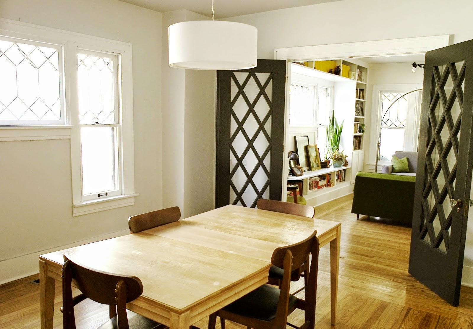 Keep Smiling DIY Dining Room Built Ins