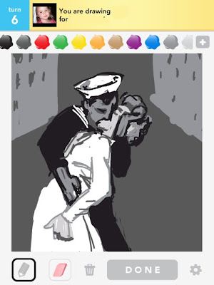 The Best of Draw Something - Kiss
