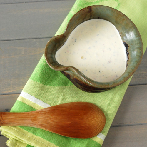 Fire Roasted Chile Ranch Dressing
