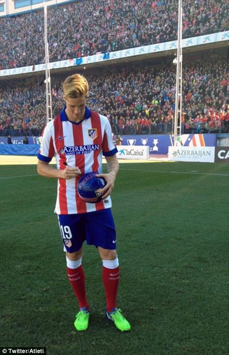 45,000 Penyokong Hadir Saksikan Kepulangan Fernando Torres, info, terkini, sensasi, info sukan, bola sepak, la liga, fernando torres, Atletico Madrid