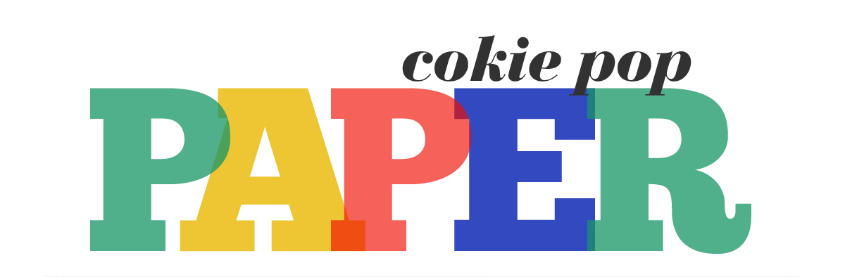 Cokie Pop Paper Boutique