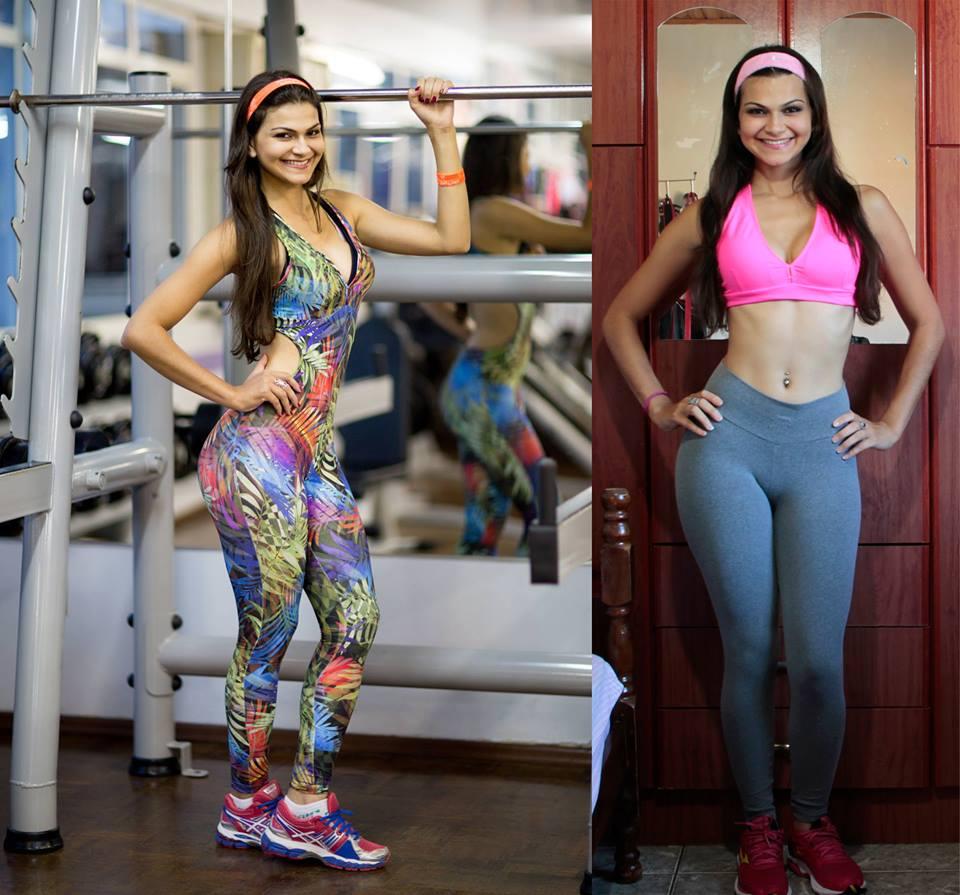 Samara Alinne 27 Años - Brasil.