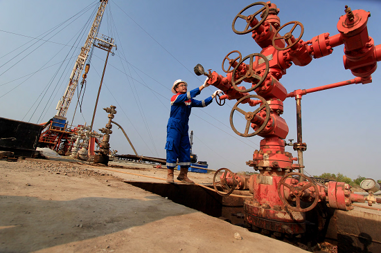 Jatuhnya harga minyak dunia