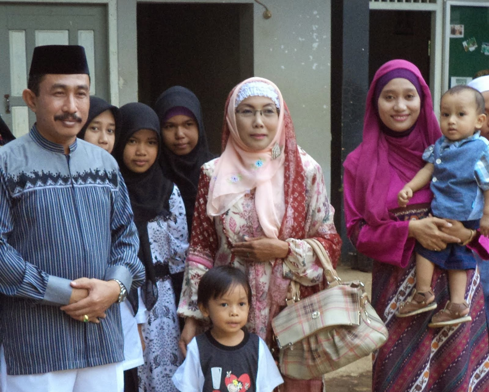 Pengasuh & Bupati Pati H. Haryanto