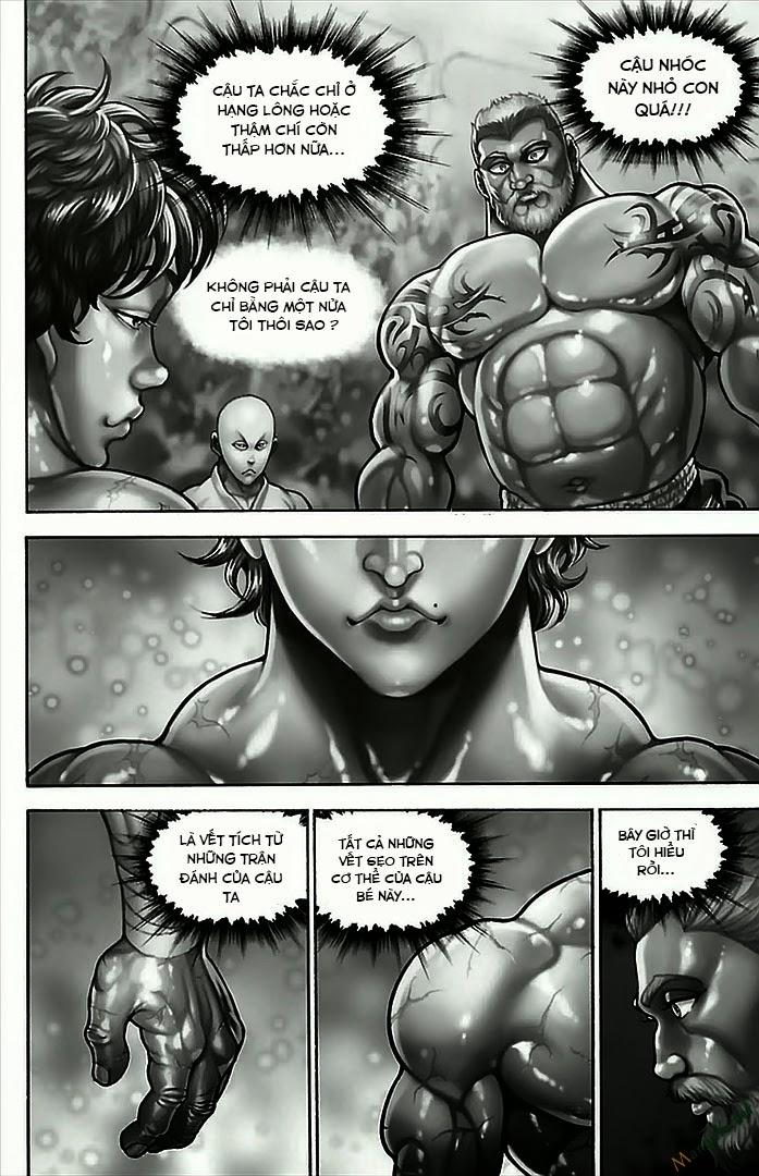 Baki Dou chap 3 Trang 3