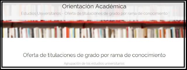 http://www.educaweb.com/contenidos/educativos/estudios-universitarios/oferta-titulaciones-grado-rama-conocimiento/