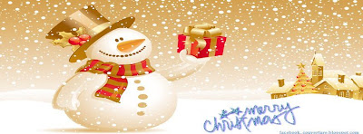 couverture facebook Mery cristmas
