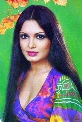 Parveen Babi - Bollywood Women