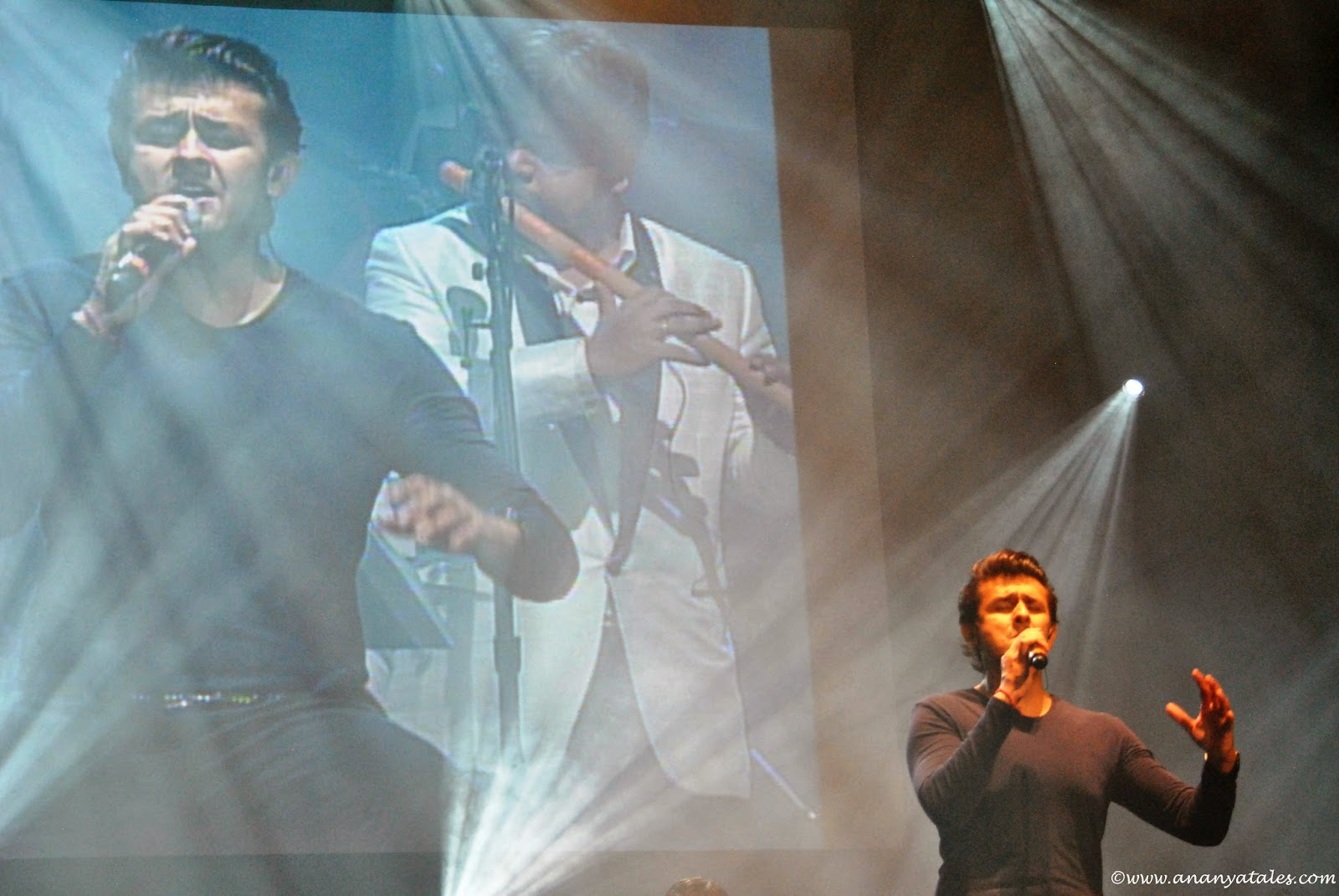 reviews of sonu nigam concert, Sonu nigam Usa performances, klose to my soul by sonu nigam, sankara eye foundation, indian singer in usa