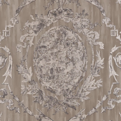 Antique Homes and Lifestyle: Wallpaper Wednesday - Ralph ...