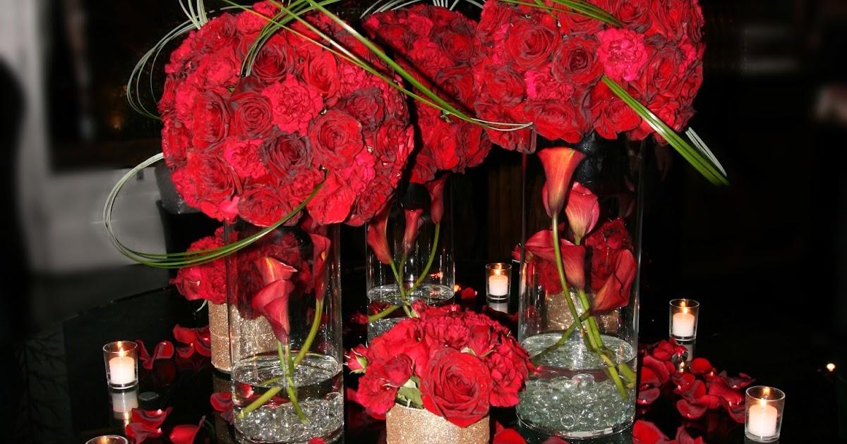 Studio in Bloom: Candle Lit Winter Wedding
