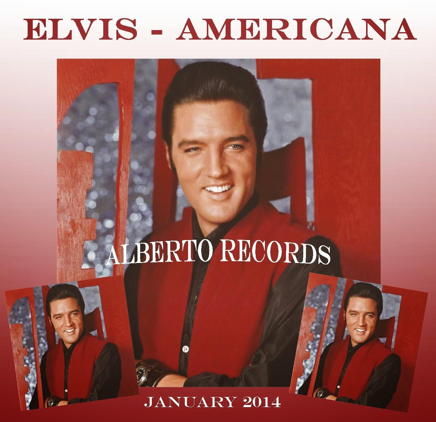 Elvis - Americana (January 2014)