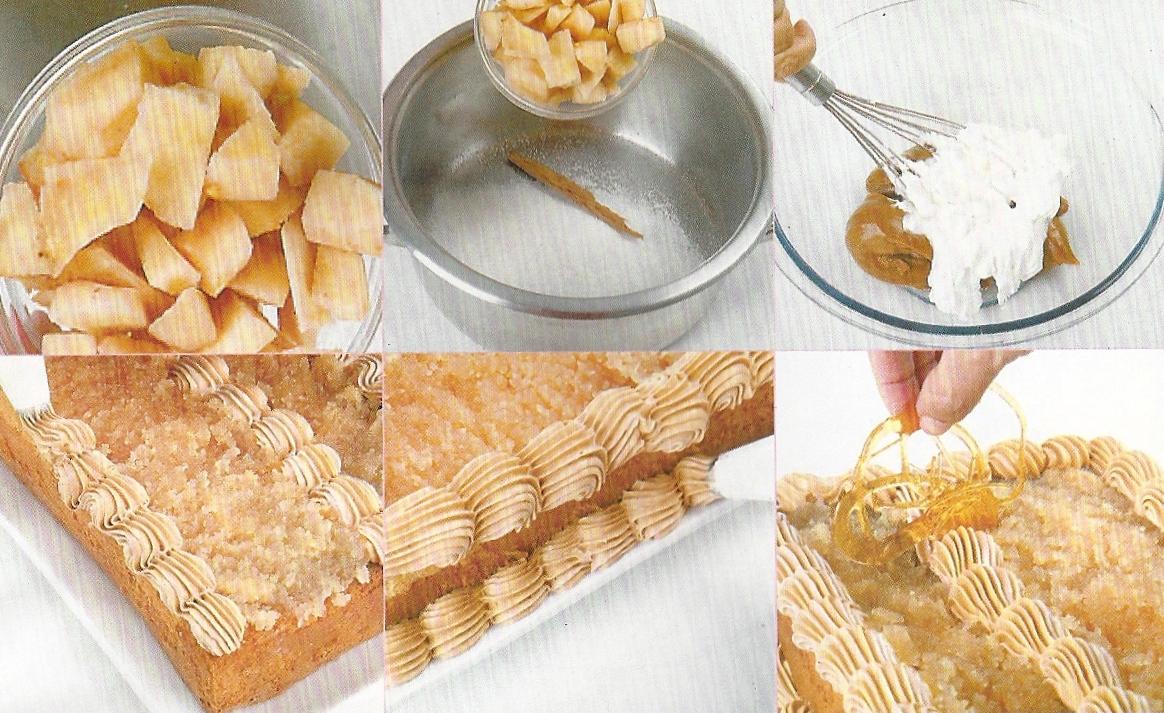 Como hacer pastel de membrillo lodijoella - Como preparar membrillo ...