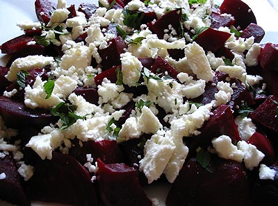 Beet salad recipes feta cheese