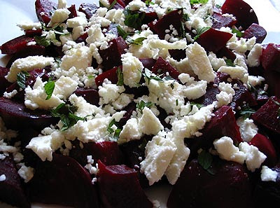 Beet and Feta Salad | Lisa's Kitchen | Vegetarian Recipes | Cooking ...