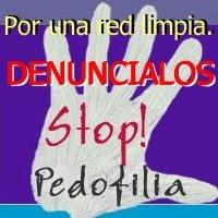 Stop a la Pedofilía