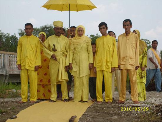Raja Ahmad - Waris Sebenar Kesultanan Melayu Perak
