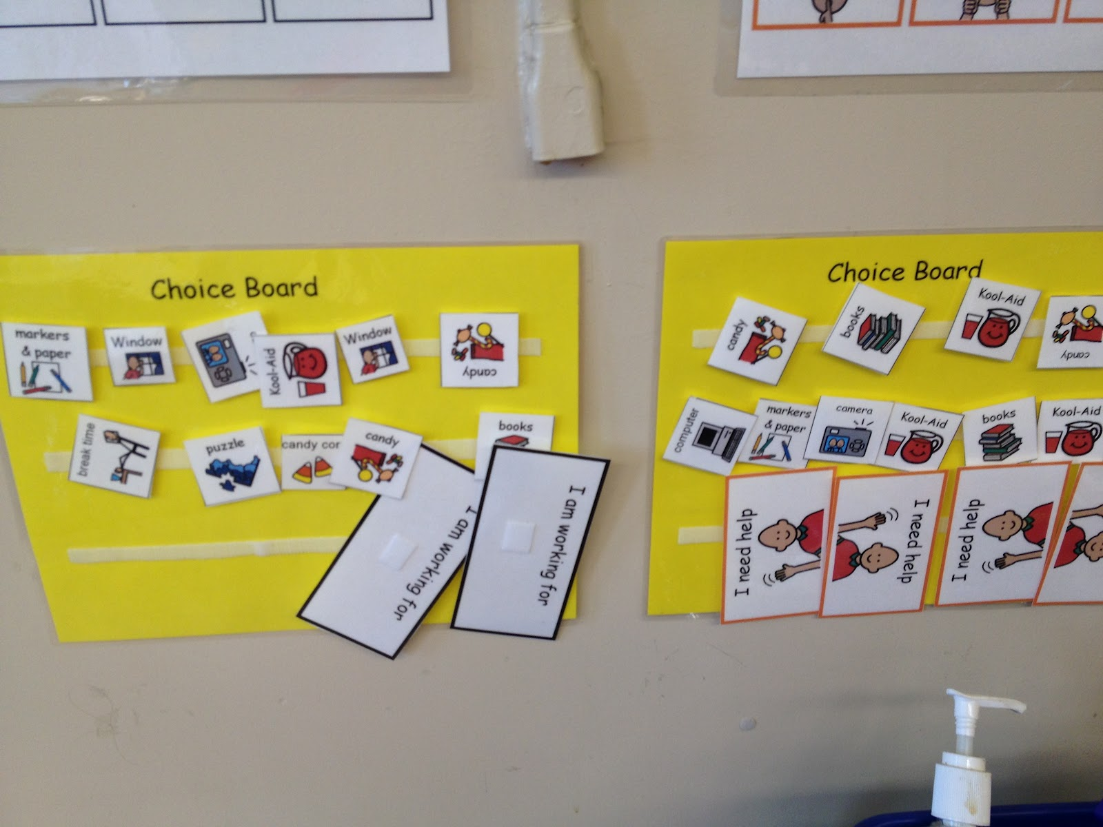 Classroom Ideas For Autistic Students ~ Autism tank classroom tour work station