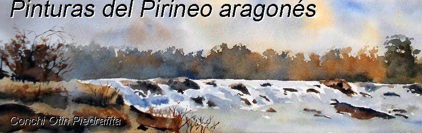 Acuarelas del Pirineo Aragonés