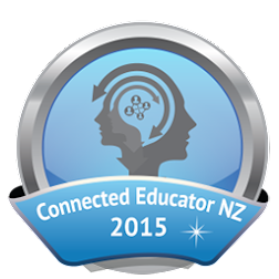 Connected Educator NZ 2015