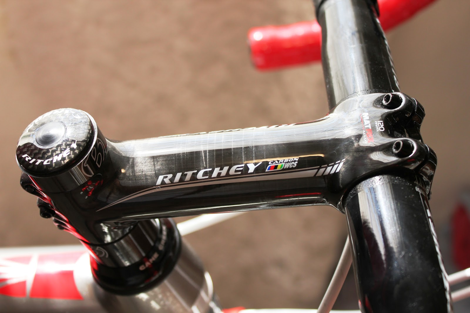 Cycling Dynamics: Ritchey WCS C260 Carbon And WCS Alloy 4-Axis ...