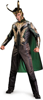 Thor Movie - Loki Deluxe Adult Costume