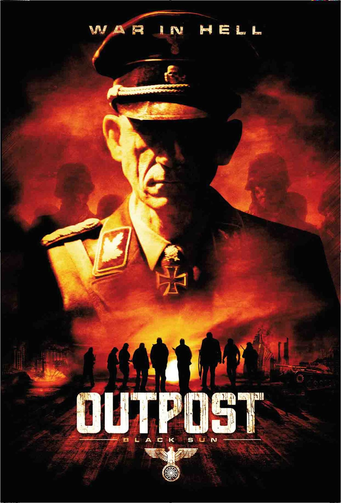 Outpost 2: Inferno Negro Torrent - Blu-ray Rip 720p Dublado (2015)