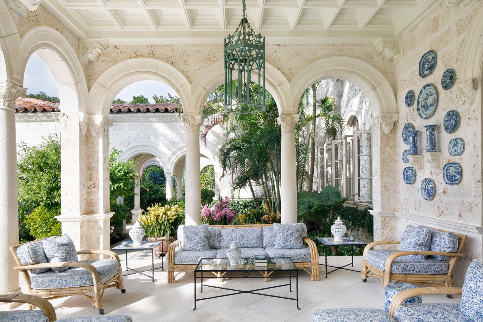 Color outside the lines book review palm beach chic Palm beach interior designers
