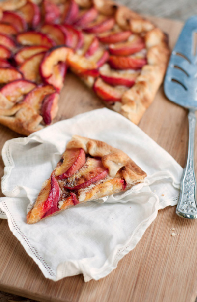 CUP OF JO: The Best Peach Tart You'll Ever Have