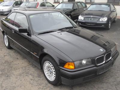 Купе BMW e36