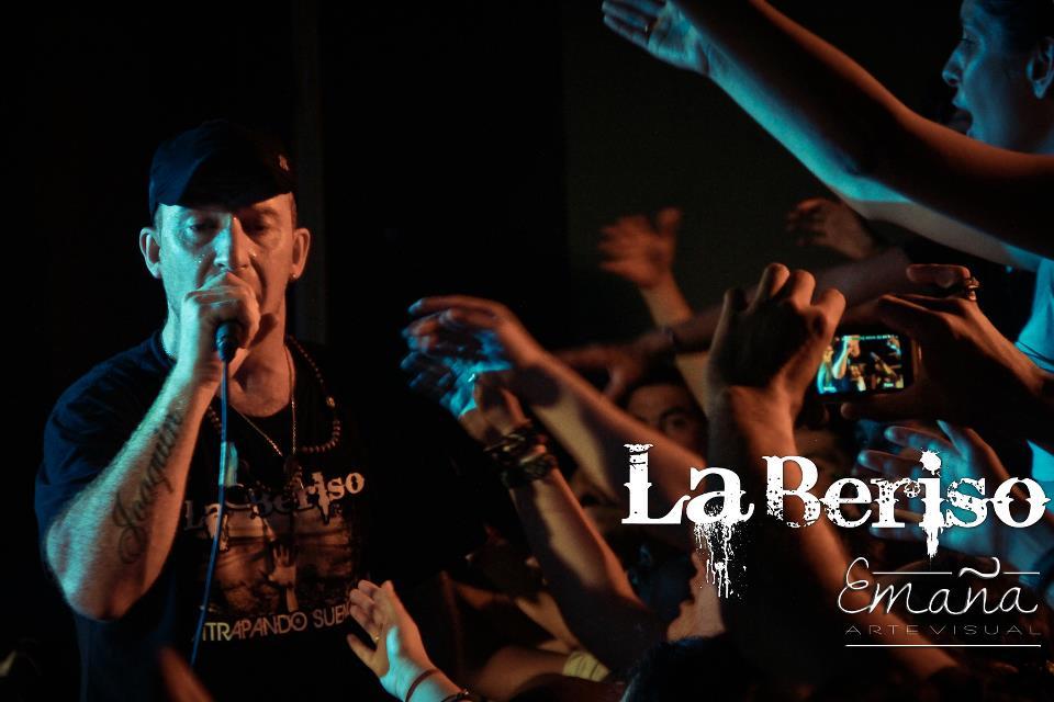 """Les traigo Rock: """"La Beriso"""" ¿herederos de Callej"""