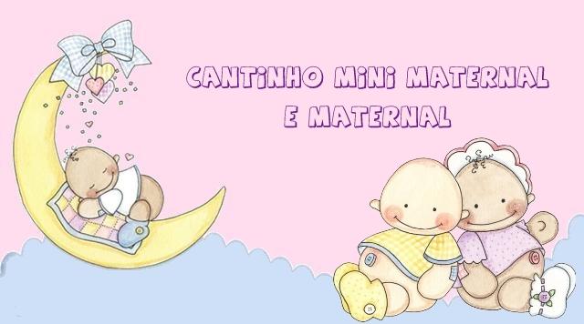 cantinho mini maternal e maternal