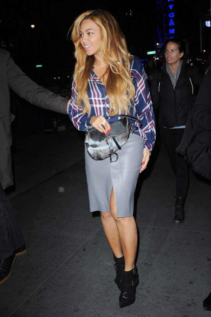 Beyonce Businesswoman style