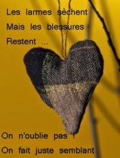phrase d'amour triste