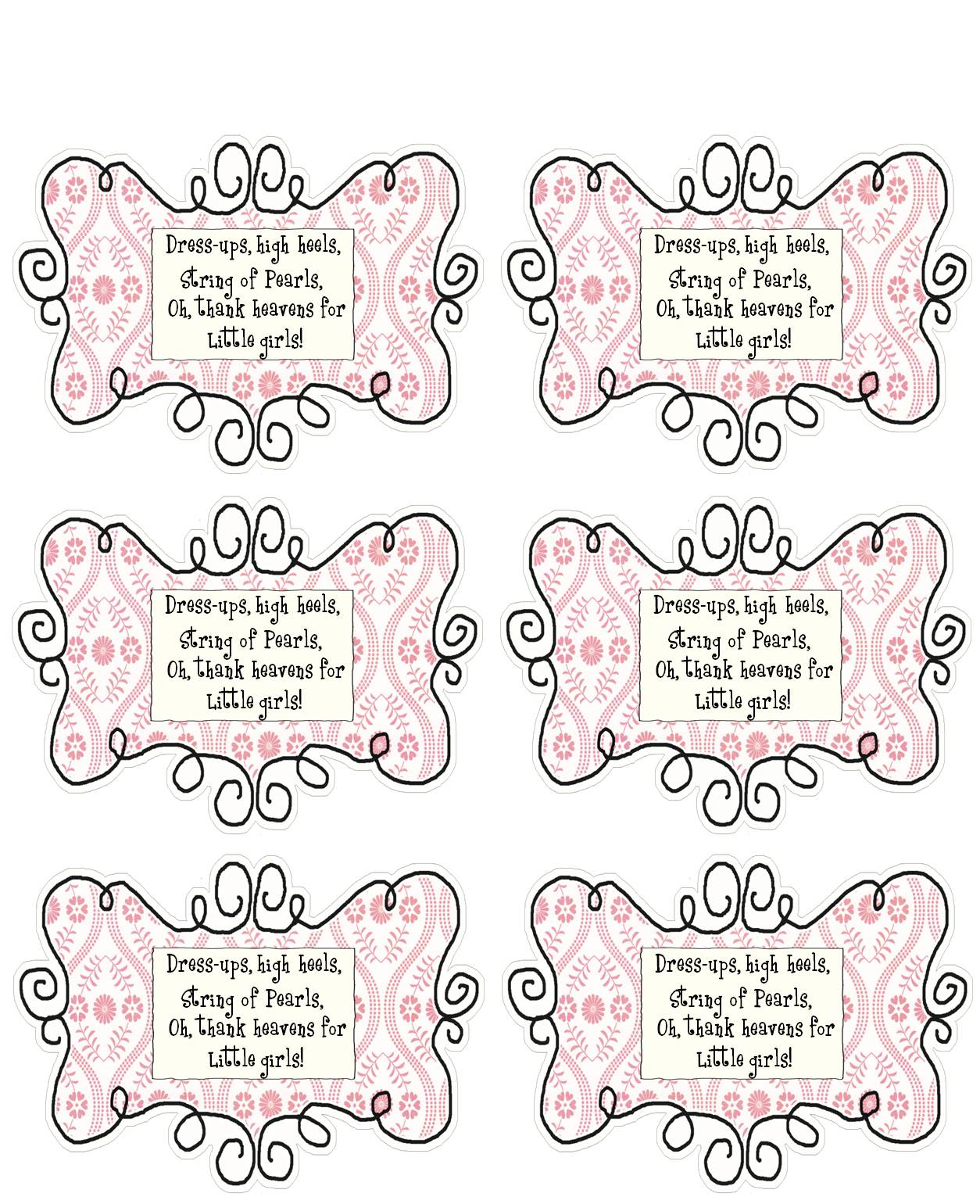 Baby Shower Quotes For Favors ~ Quotes for bridal shower favors quotesgram