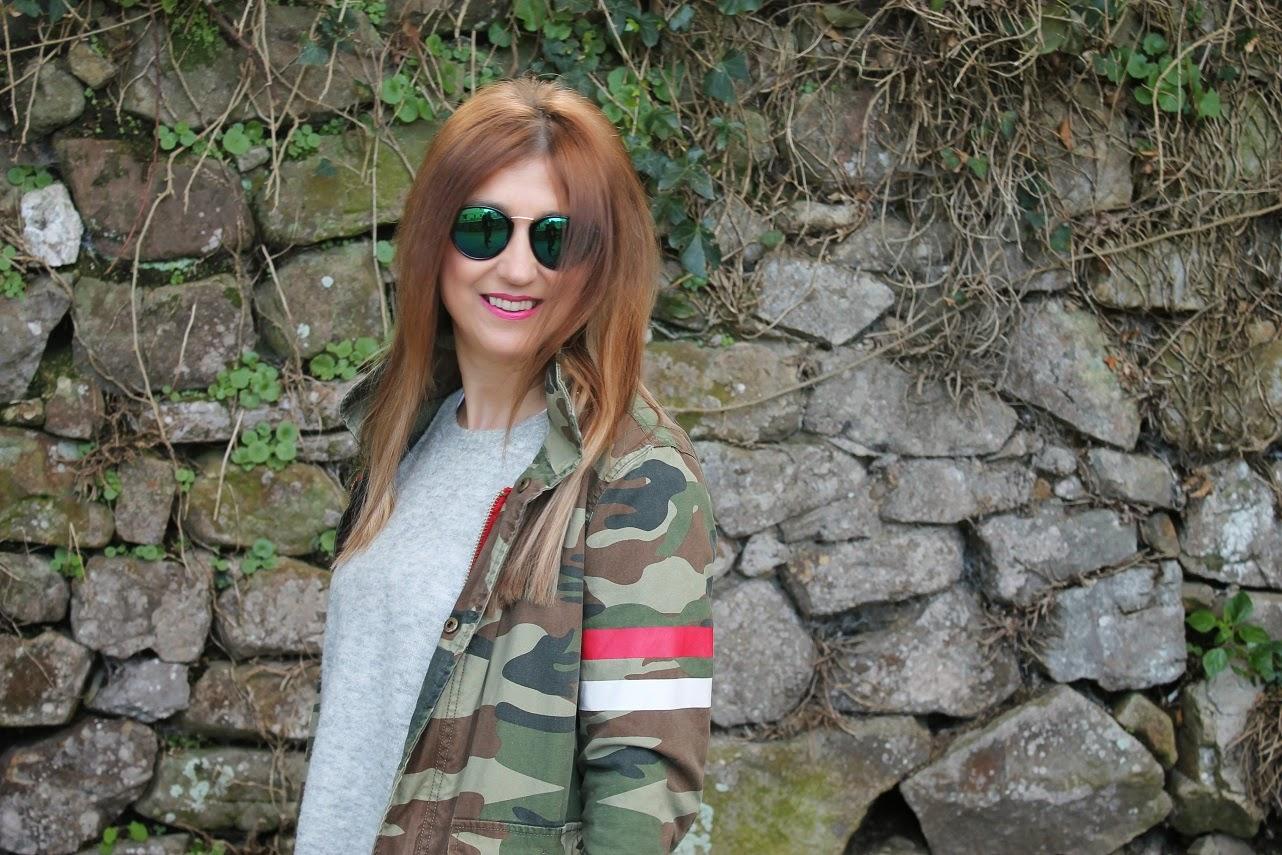 Carmen Hummer, Style, Relax, Holiday, Sneakers, Boomerang, El Corte Ingles, Looks, Blog de Moda, Pechón Cantabria