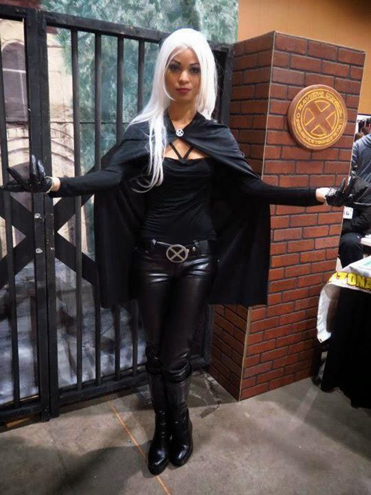 Sara Moni Cosplay Storm Film Universe Costume Design