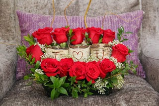 I Love You With Flowers, part 1