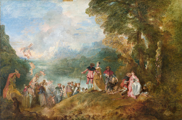 Watteau's Pilgrimage to Cythera