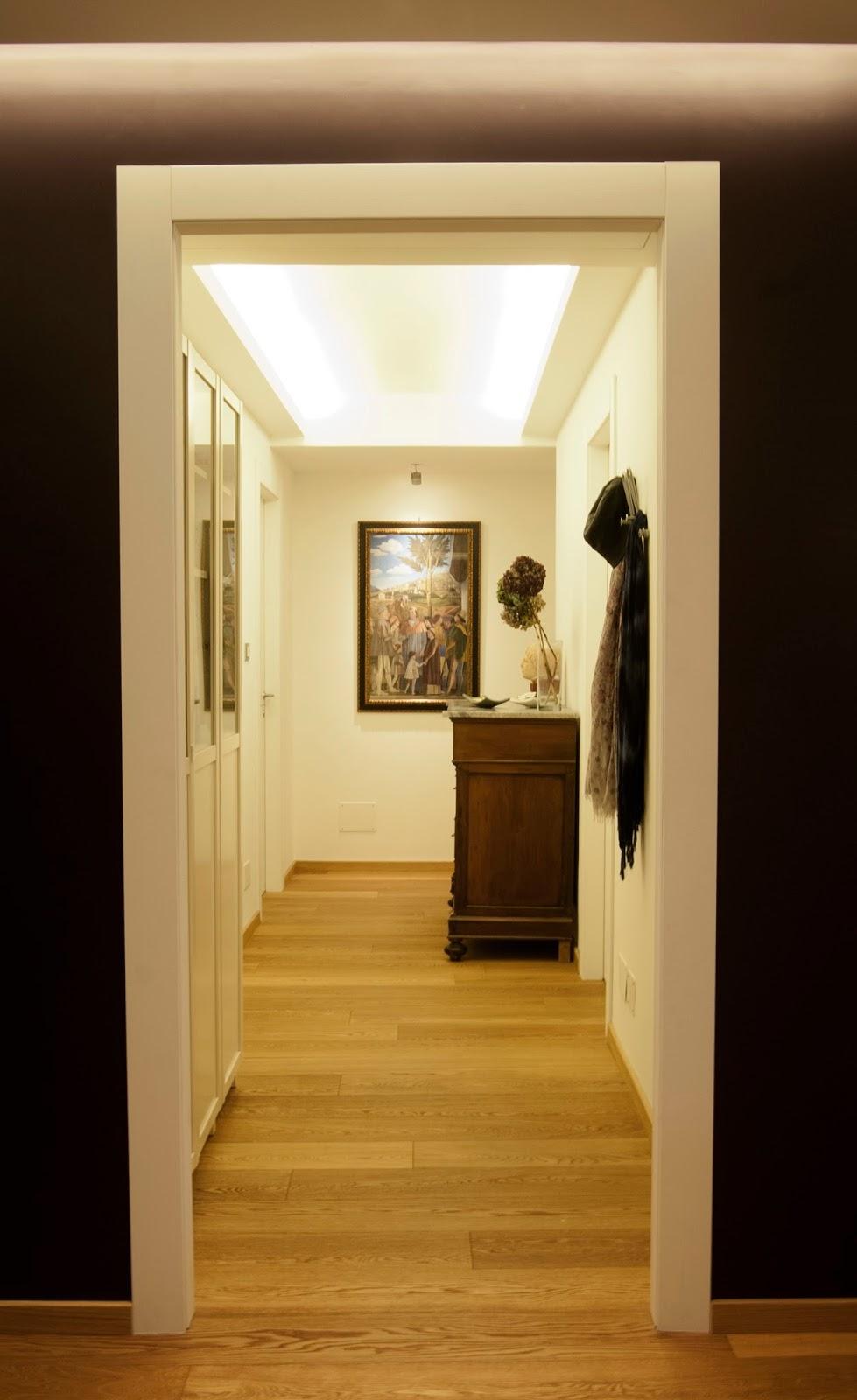 Illuminazione led casa illuminazione a torino ristrutturando un appartamento - Philips illuminazione casa ...