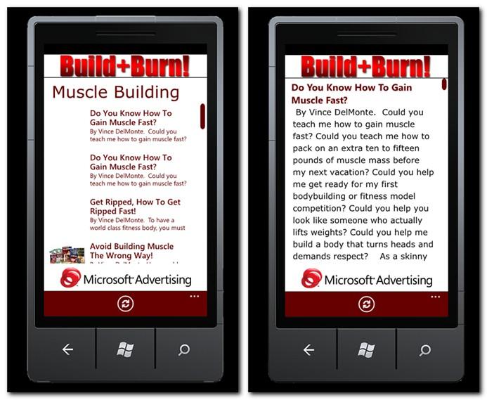 Nokia Lumia App : Buildburn   Best Nokia Applications ...