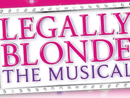 Legally Blonde the Musical meet and greet with some of the cast