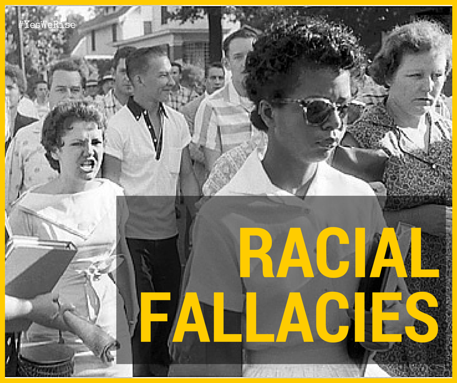 Racial Fallacies | Yes, We Rise