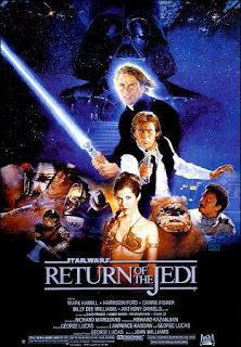 La guerra de las galaxias. Episodio VI: El retorno del Jedi Poster