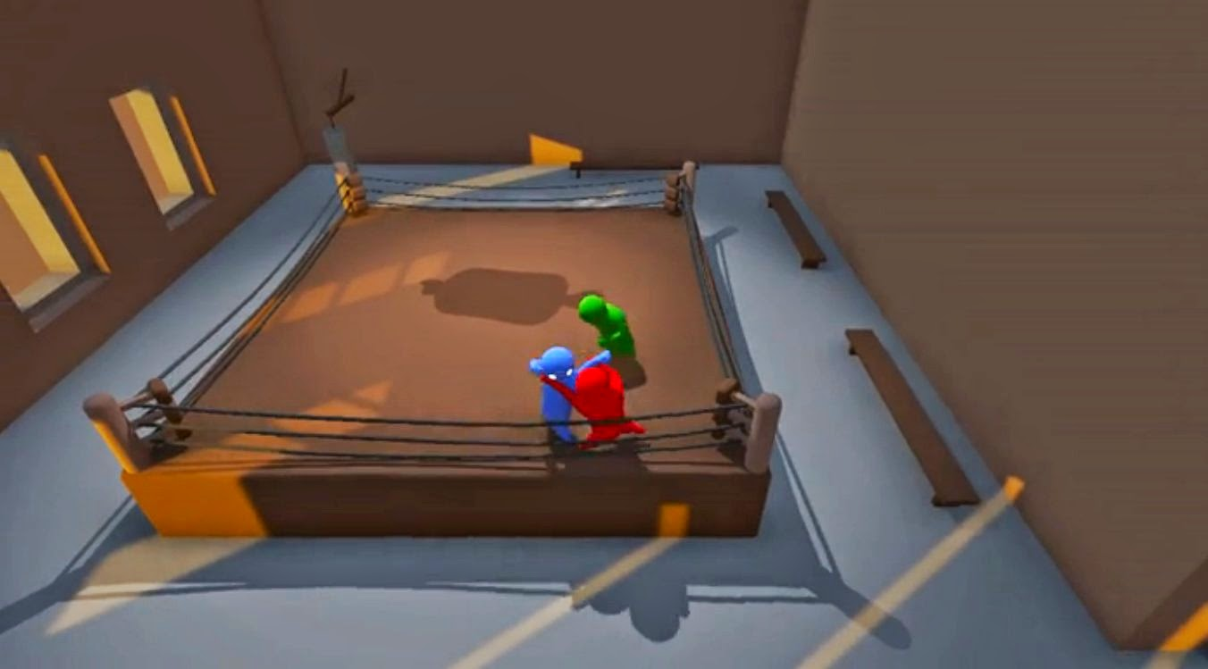 Gang Beasts Ring