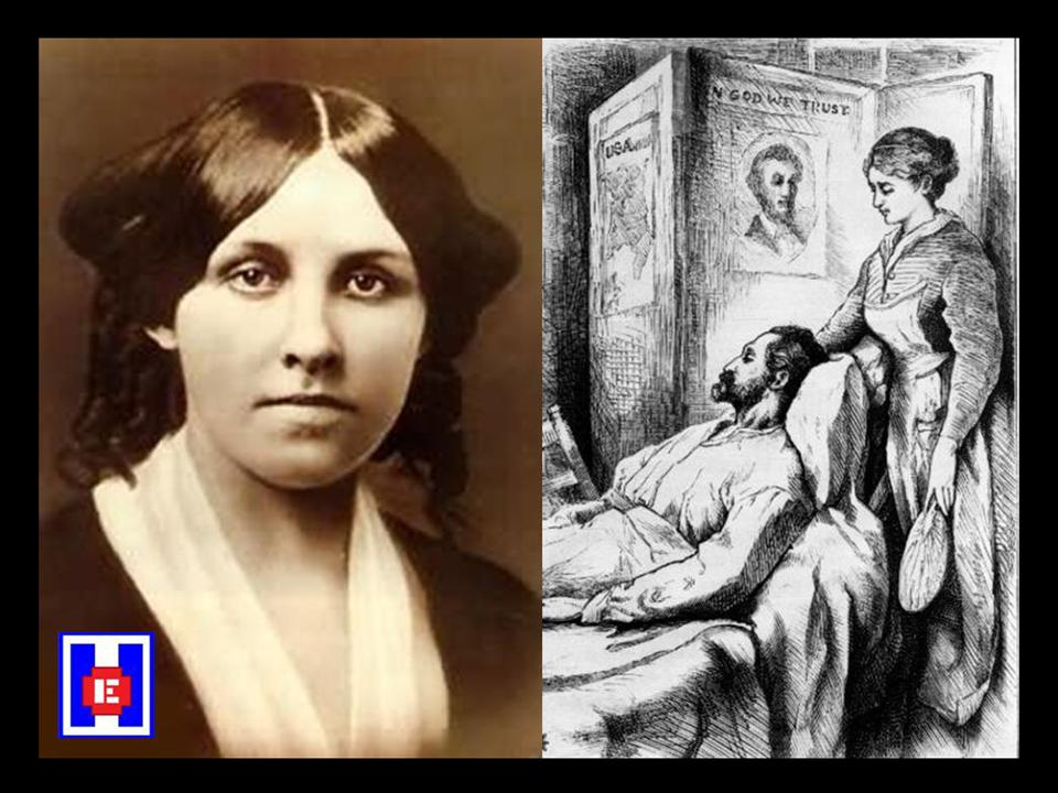 louisa may alcott Will the bbc's new version solve the problem of louisa may alcott's novel.